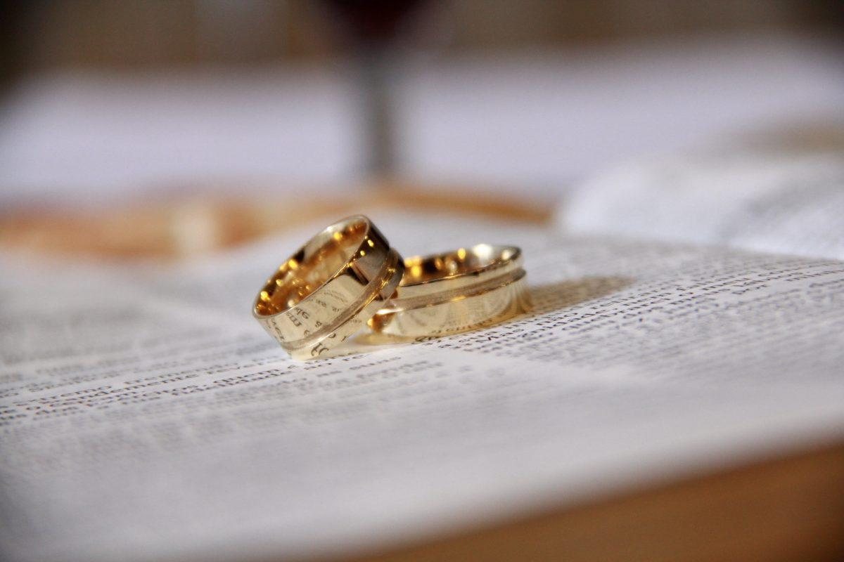 geslaagd huwelijk